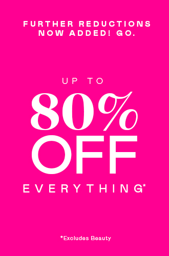 Up To 80% Off (!!)