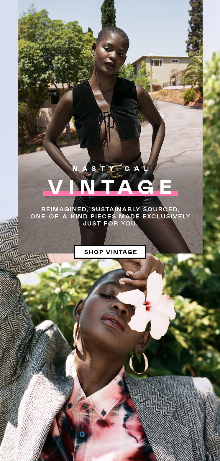 Women's Online Clothes & Fashion Shopping | Nasty Gal
